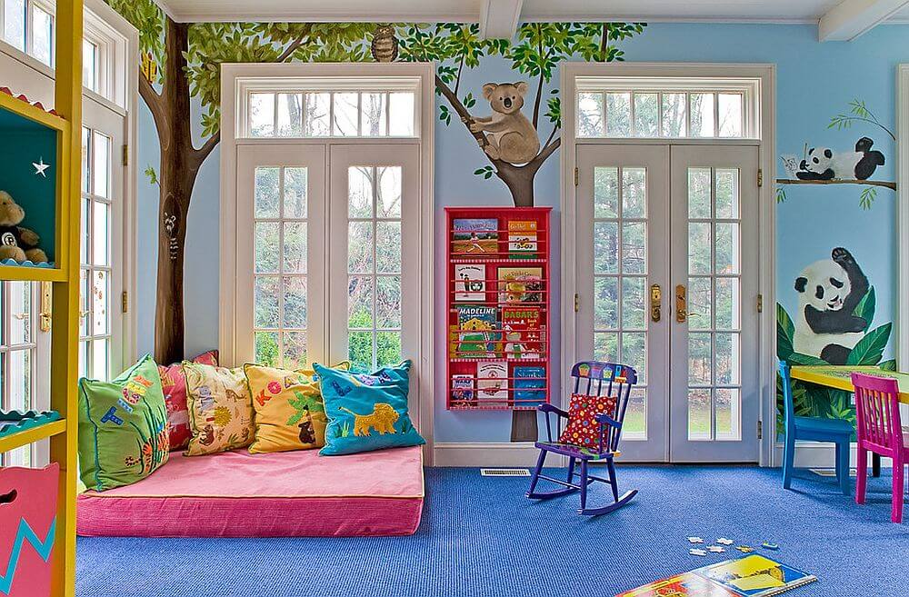 children's room interior images
