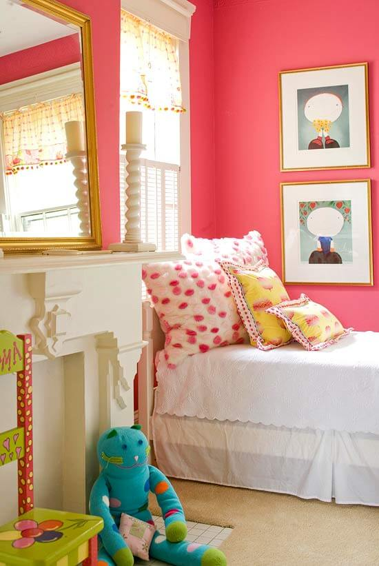childrens bedroom decor
