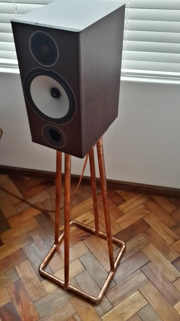 Wooden Speaker Stand Designs