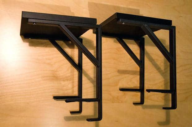 desktop speaker stands