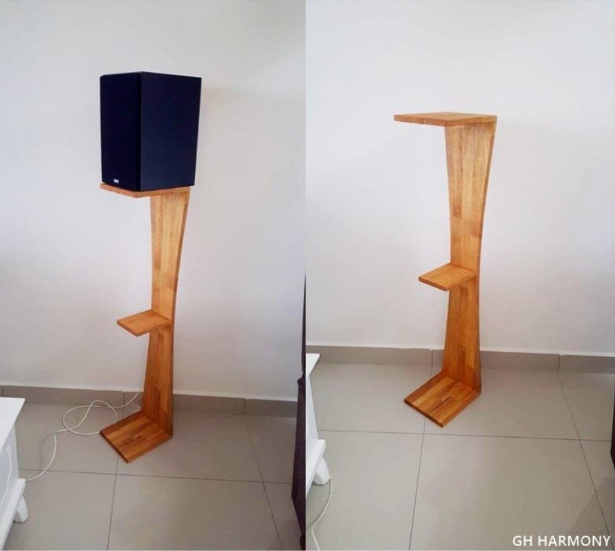 DIY Speaker Stand: 25 Creative Ideas That Are Easy to Make