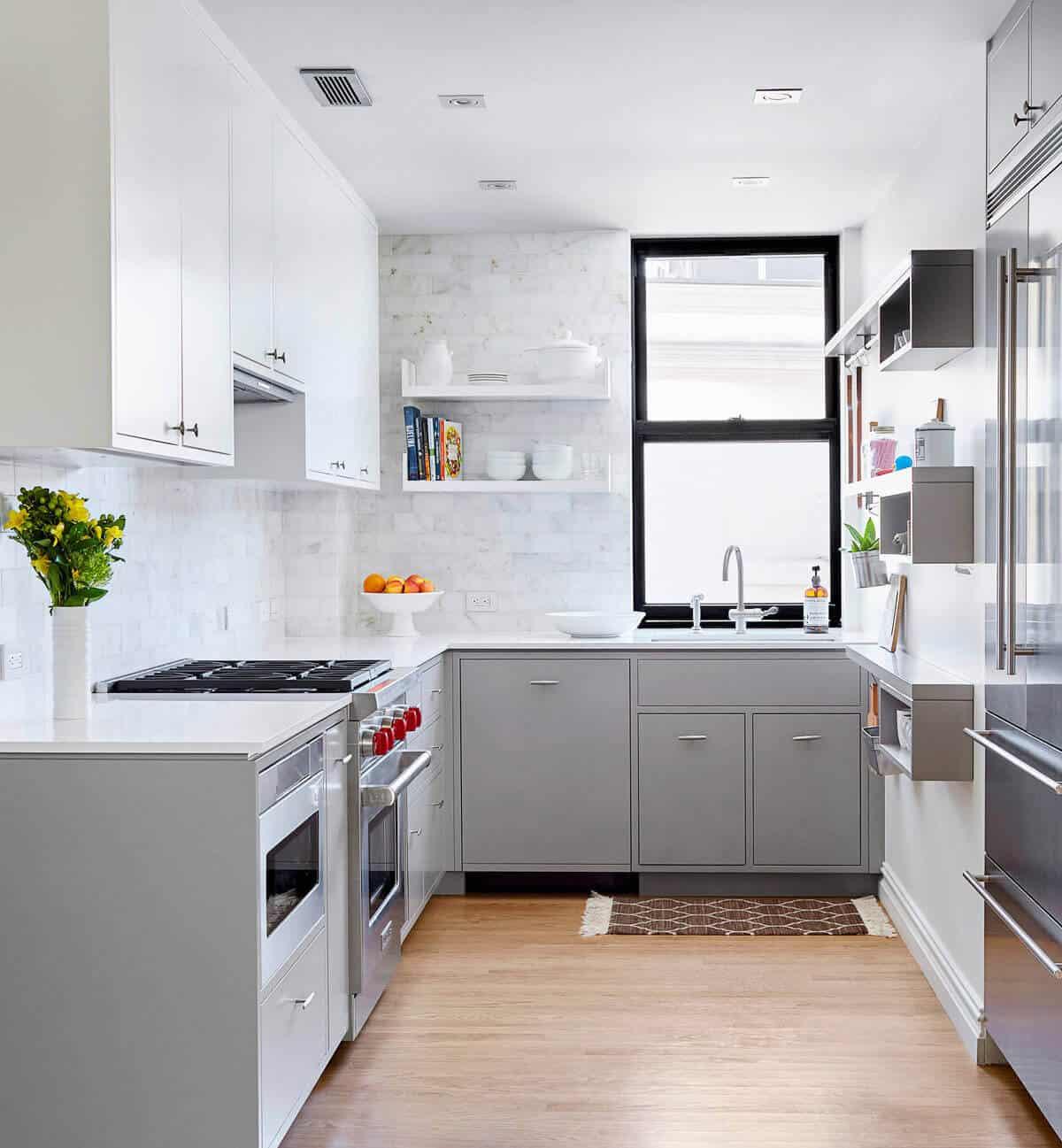 Grey Kitchen Cabinets Ideas 25 Inspiring Design Pictures