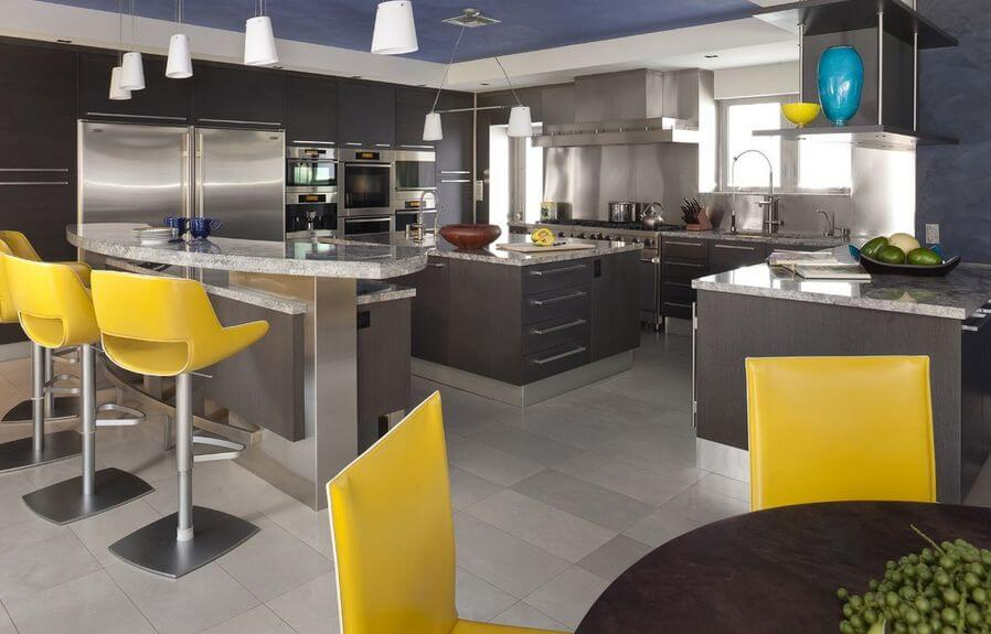 21 Creative Grey Kitchen Cabinet Ideas for Your Kitchen on golden yellow kitchen ideas, bright country kitchen ideas, yellow kitchen decorating ideas, yellow kitchen wall ideas, bright yellow room ideas, bright yellow interiors, bright yellow fashion, gray and yellow kitchen ideas, bright yellow bathroom ideas, bright yellow kitchen decorations, yellow kitchen color ideas, bright yellow living rooms, blue and yellow kitchen ideas, lemon yellow kitchen ideas, yellow country kitchen ideas, soft yellow kitchen ideas, bright yellow color, bright yellow dining room, bright yellow walls, bright yellow laundry rooms,