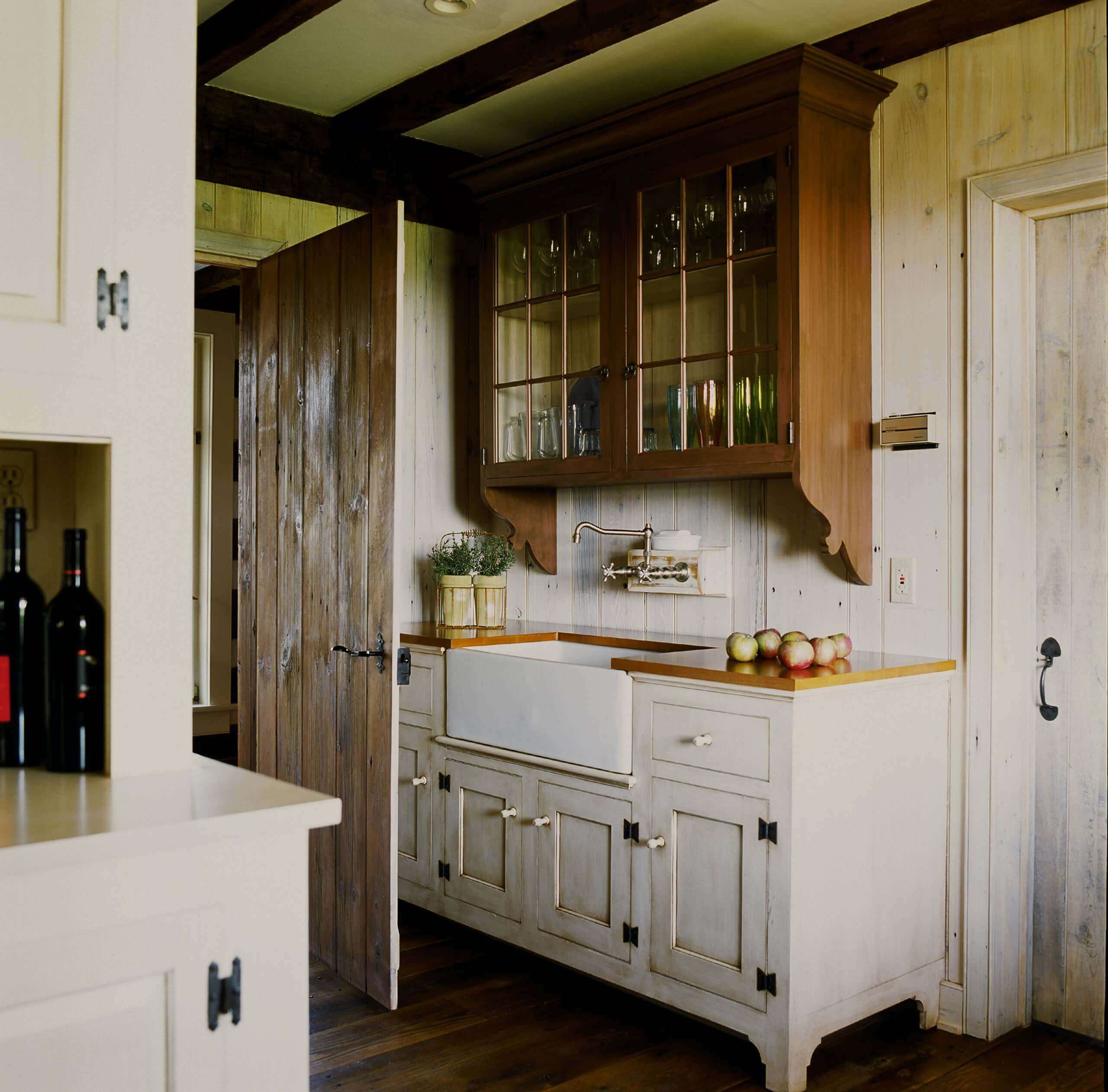 Farmhouse Kitchen Cabinets: 23 Best Ideas Of Rustic Kitchen Cabinet You'll Want To Copy