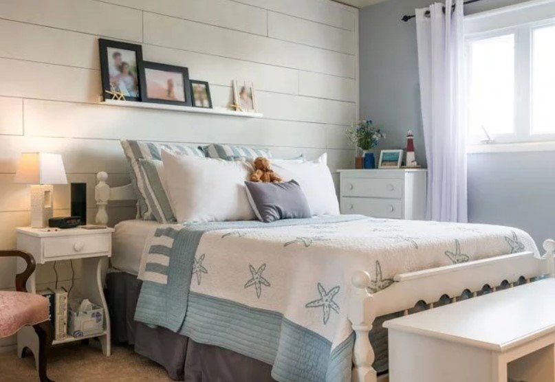 how to make your own shiplap siding for bed