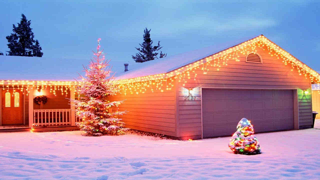 outdoor winter decoration ideas