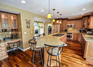 how to remodel kitchen