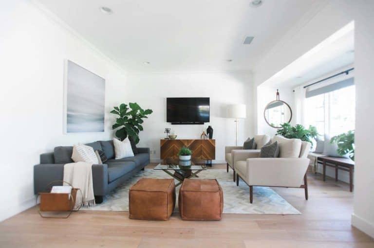 17 Beautiful Mid Century Modern Living Room Ideas You Ll Love