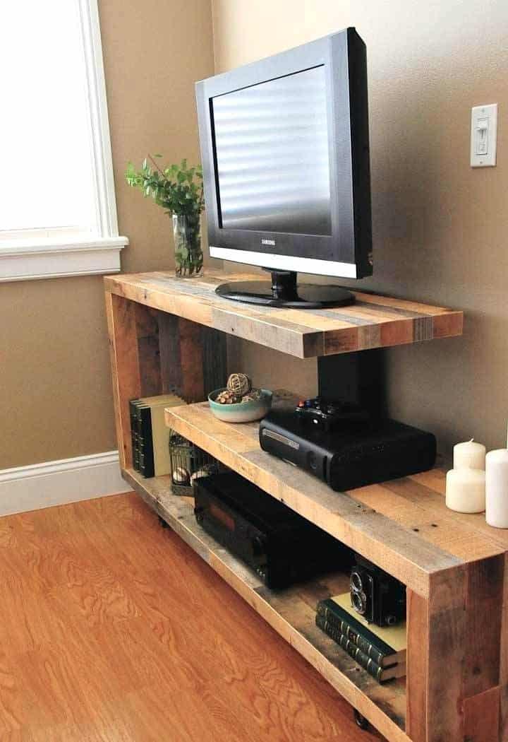 Mid Century Modern Tv Stand - Mid Century Rustic Tv Stand