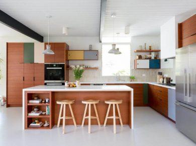 Mid Century Modern Kitchen Design Ideas - Minimalist Modern Mid Century Kitchen
