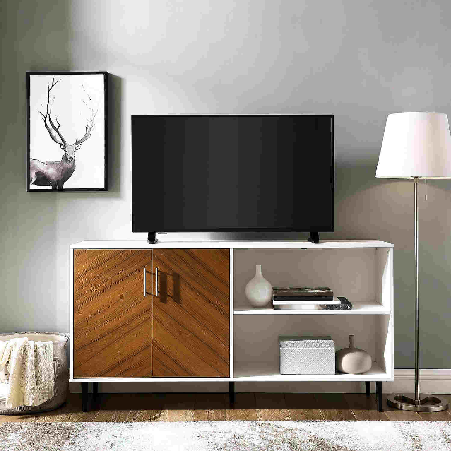 17 Stylish Mid Century Modern Tv Stand Design Ideas