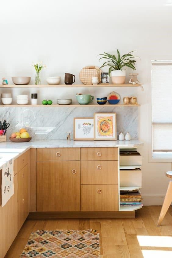 mid century modern kitchen table set
