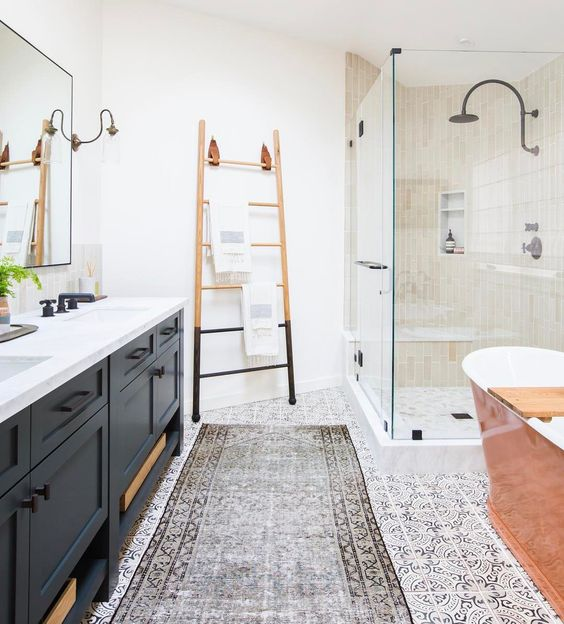 Mid Century Modern Bathroom - Picture Of Mid Century Modern Bathroom Design 8