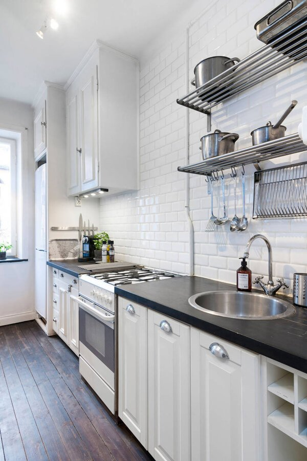 25 Super Sleek Scandinavian Kitchen Design Inspirations