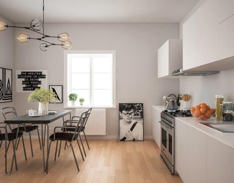 Vinyl Flooring for Kitchen