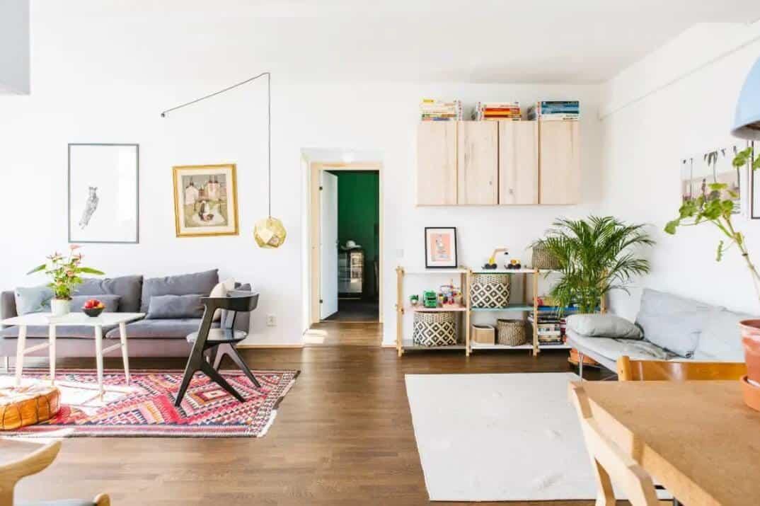 Scandinavian Living Room - Scandinavian Living Room Ideas 15