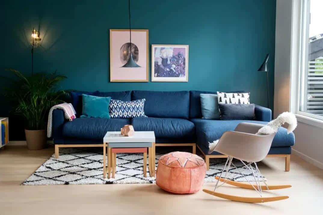 Scandinavian Living Room - Scandinavian Living Room Ideas 16