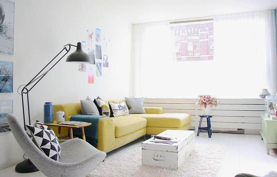 Scandinavian Living Room - Scandinavian Living Room Ideas 19