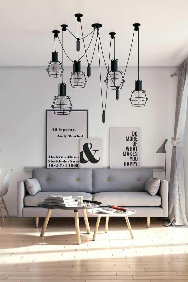 Scandinavian Living Room - Scandinavian Living Room Ideas 3