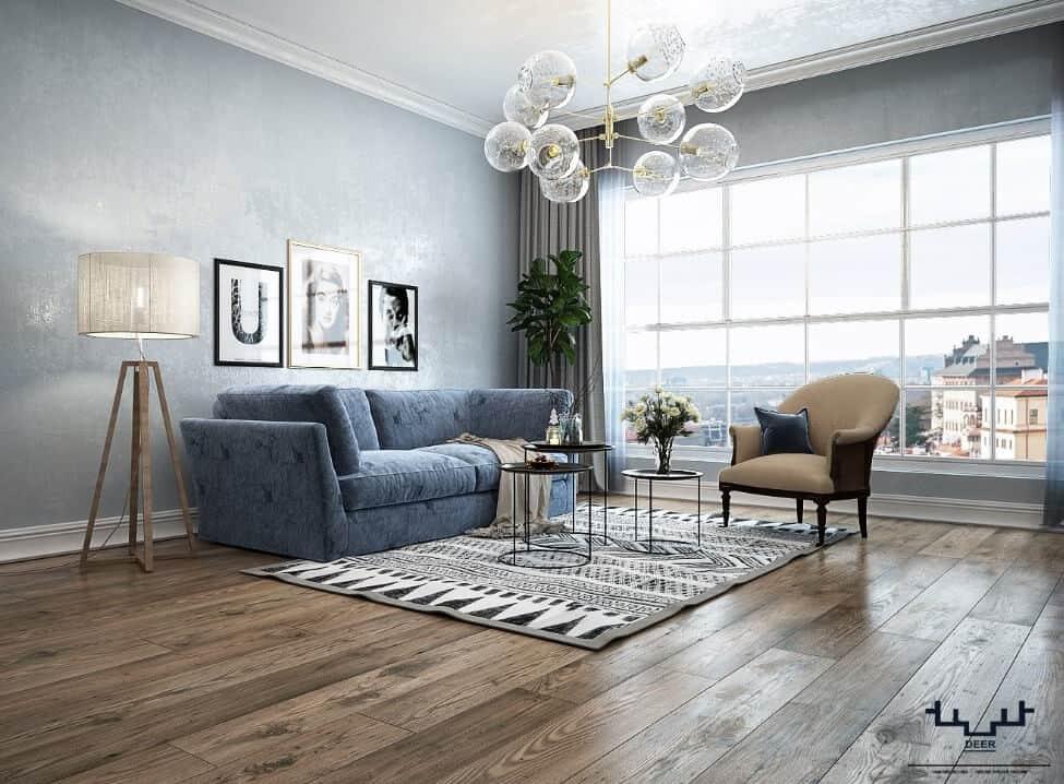Scandinavian Living Room - Scandinavian Living Room Ideas 9