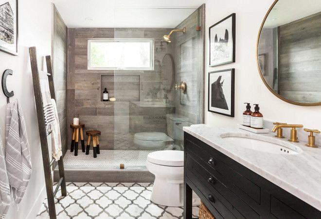 Farmhouse Bathroom Ideas