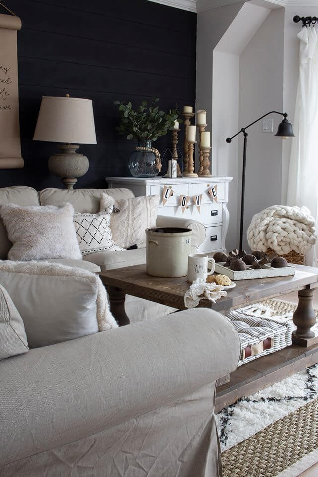 23 Farmhouse Living Room Ideas to Try in 2020 - Don Pedro
