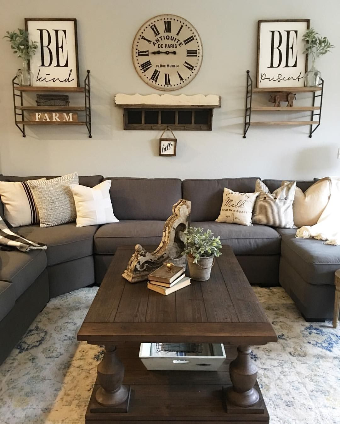 23 Farmhouse Living Room Ideas Ideas To Try In 2020 Don Pedro