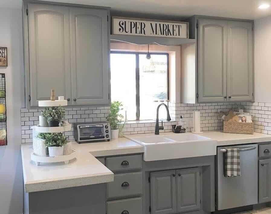 25 Farmhouse Kitchen Decor Ideas You\'ll Want to Copy