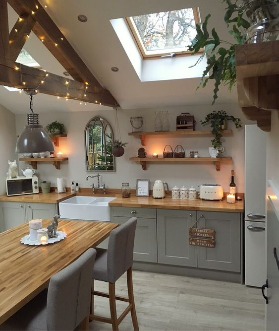 25 Farmhouse Kitchen Decor Ideas You Ll Want To Copy