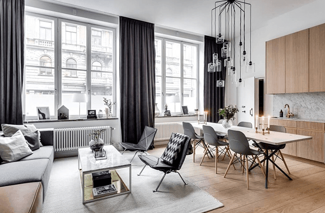 Scandinavian Interior Design - Scandinavian Interior Design 10