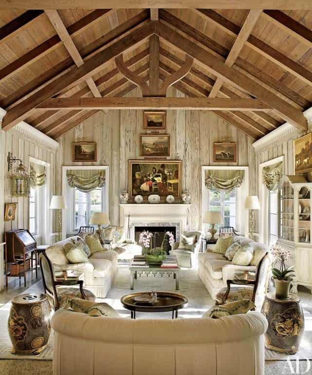 17 Beautiful Rustic Living Room Designs &Amp; Ideas - Rustic Living Room Decor Ideas 10