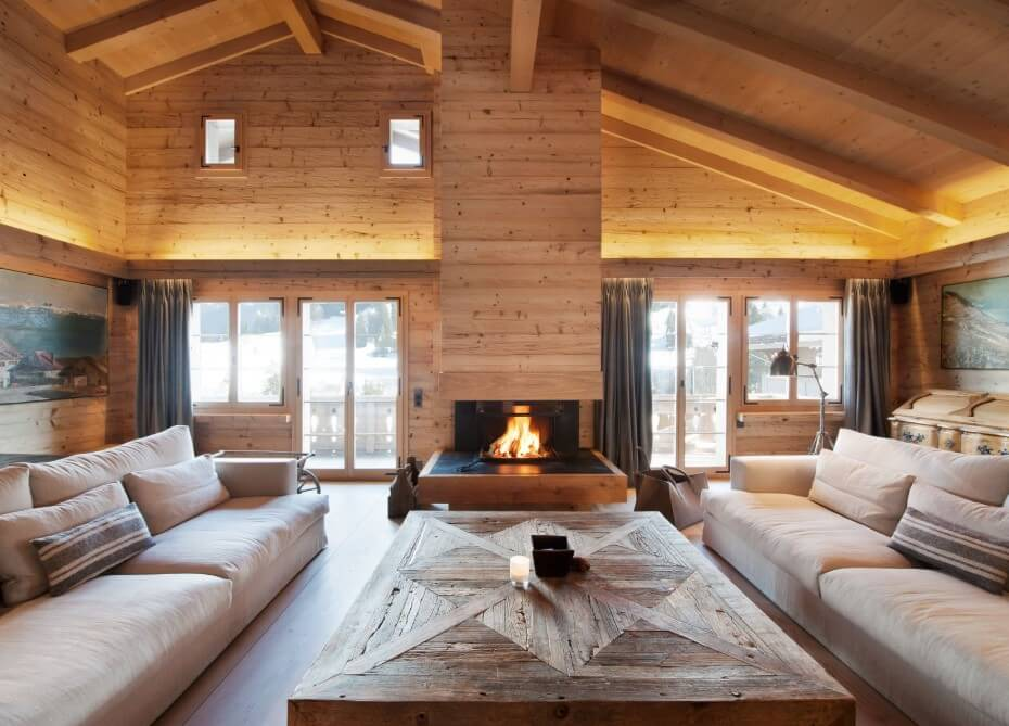 17 Beautiful Rustic Living Room Designs &Amp; Ideas - Rustic Living Room Decor Ideas 13