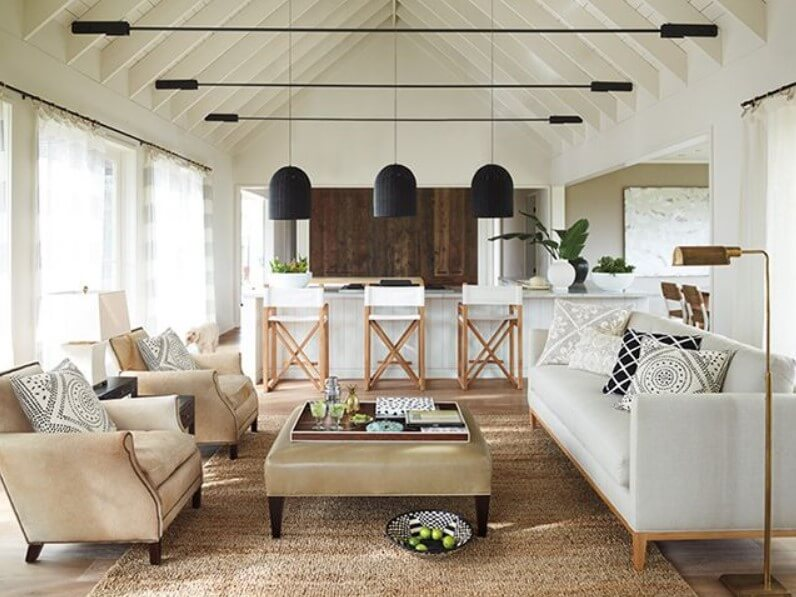 17 Beautiful Rustic Living Room Designs &Amp; Ideas - Rustic Living Room Decor Ideas 14