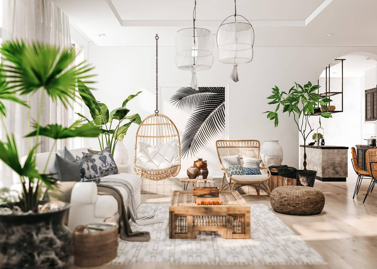 17 Beautiful Rustic Living Room Pictures & Ideas for 2019
