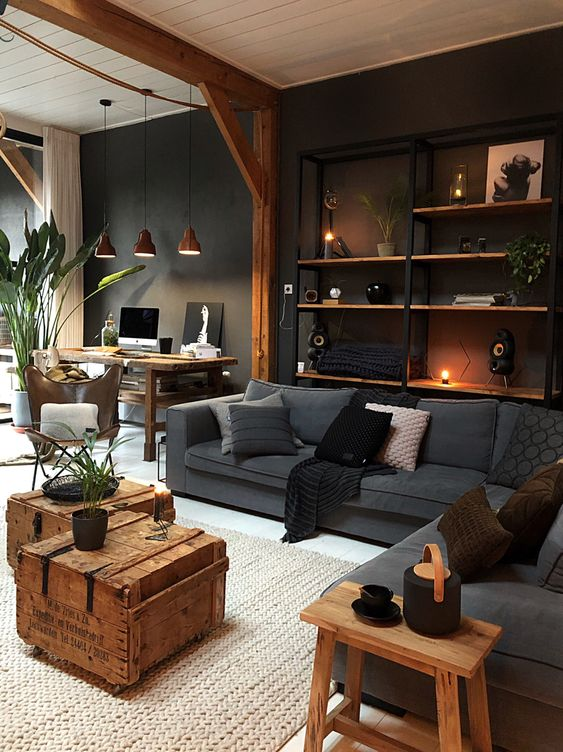 Stupendous 17 Beautiful Rustic Living Room Pictures Ideas For 2019 Download Free Architecture Designs Scobabritishbridgeorg