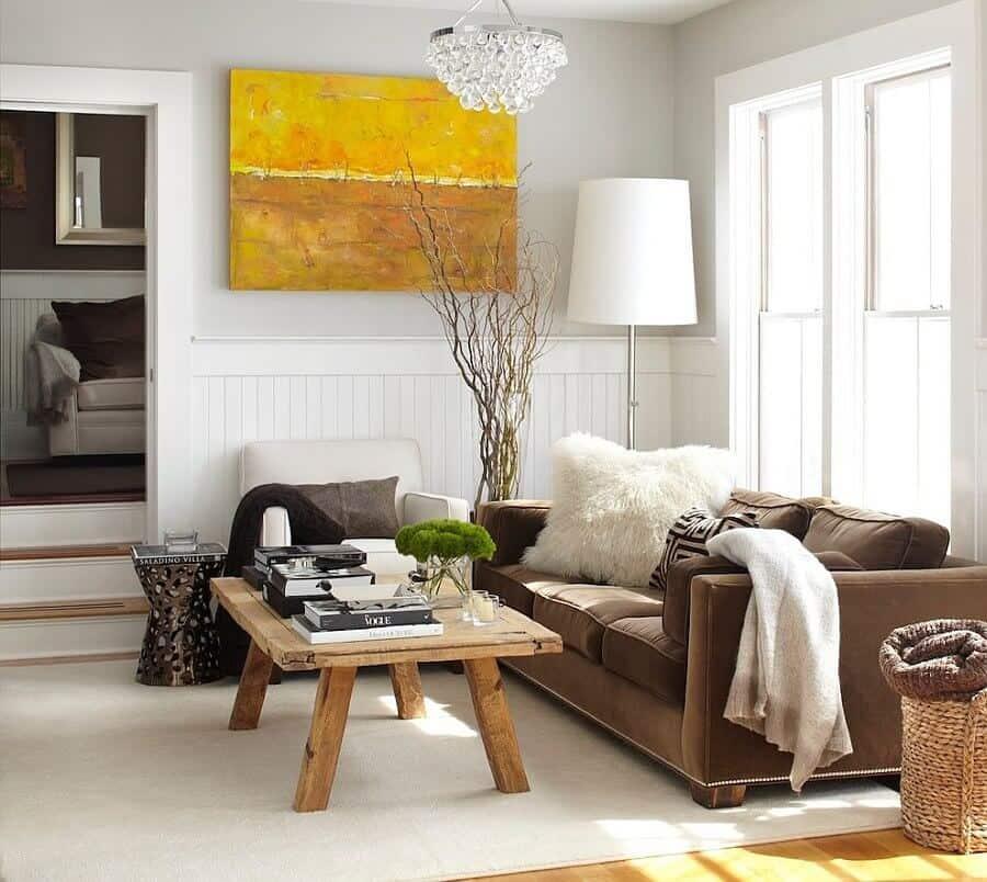 17 Beautiful Rustic Living Room Designs &Amp; Ideas - Rustic Living Room Decor Ideas 6