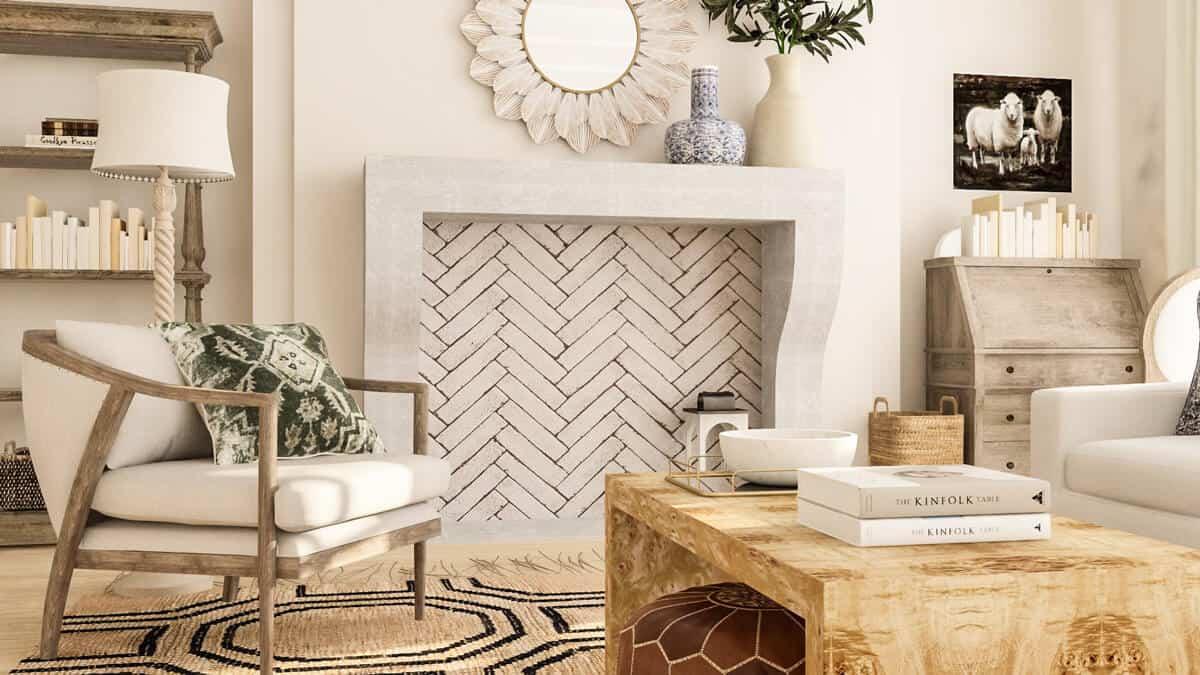 17 Beautiful Rustic Living Room Designs &Amp; Ideas - Rustic Living Room Decor Ideas 8