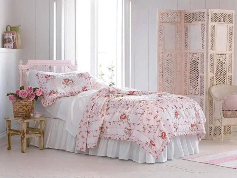 Shabby Chic Bedroom Ideas - Cute Shabby Chic Bedroom Decor Ideas 10