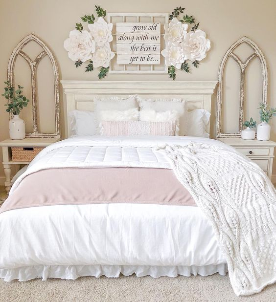 23 Most Beautiful Shabby Chic Bedroom Ideas