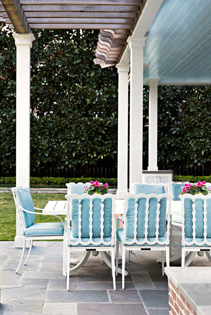 covered front porch ideas