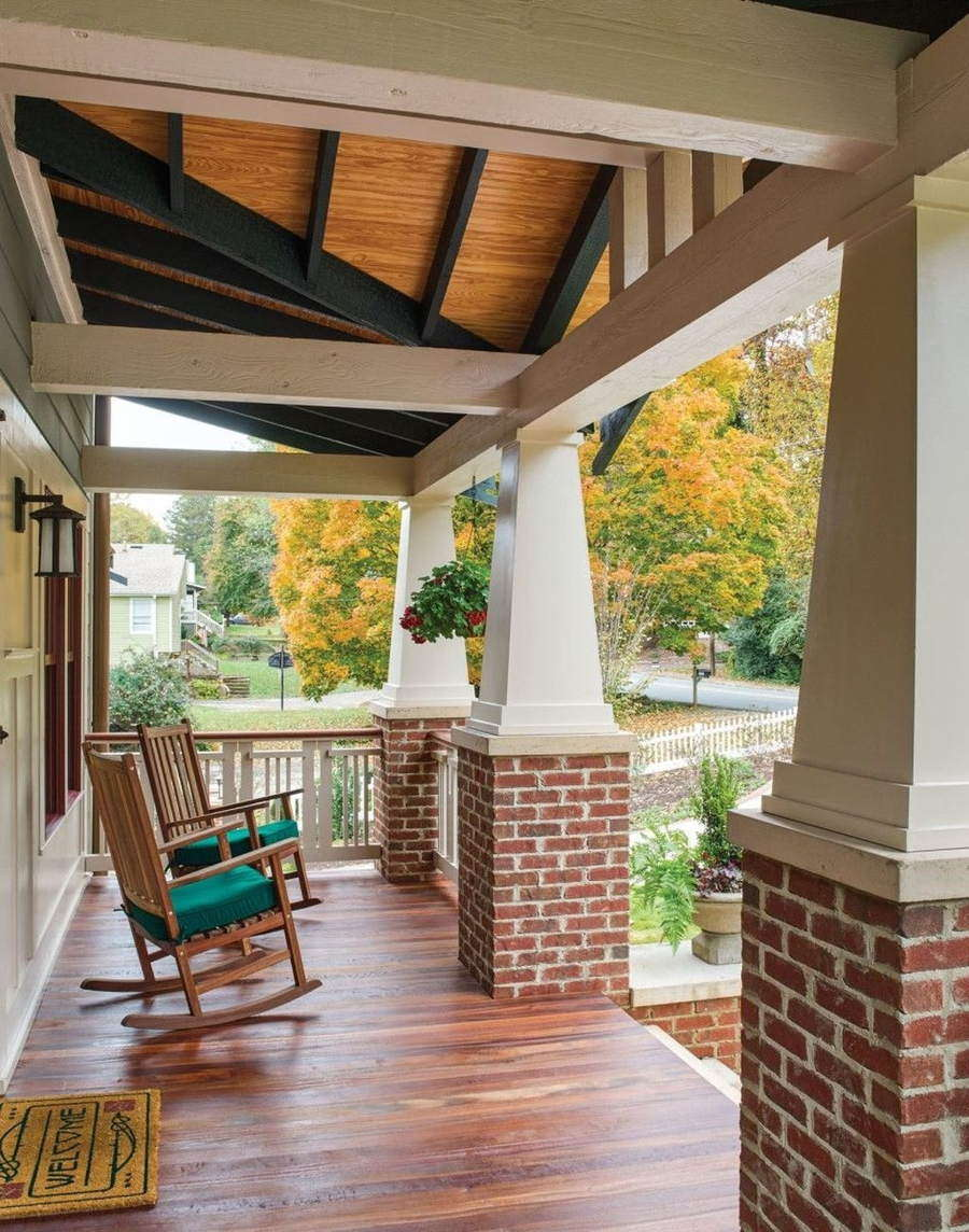 50 Front Porch Ideas To Boost Your