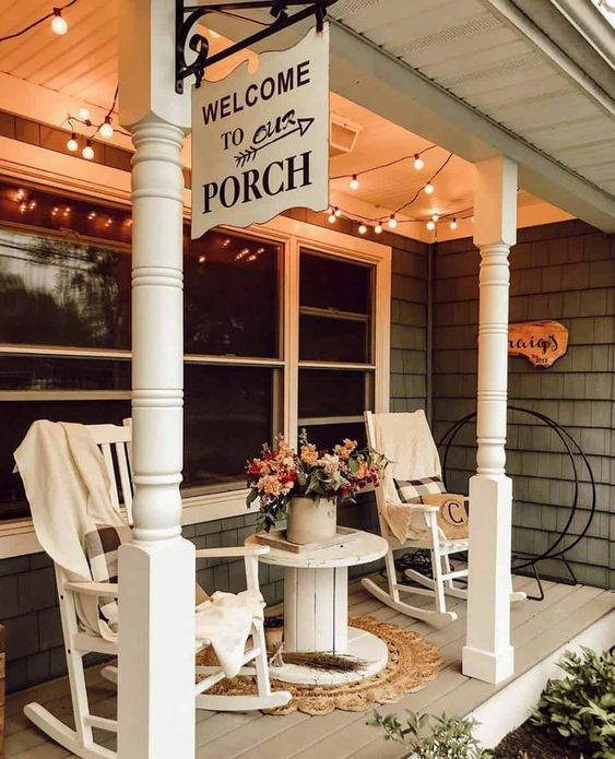 front porch flooring ideas