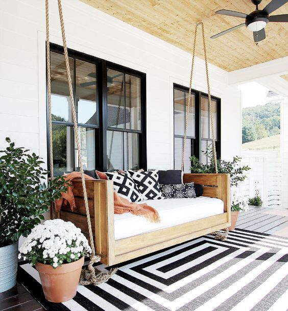 front deck ideas