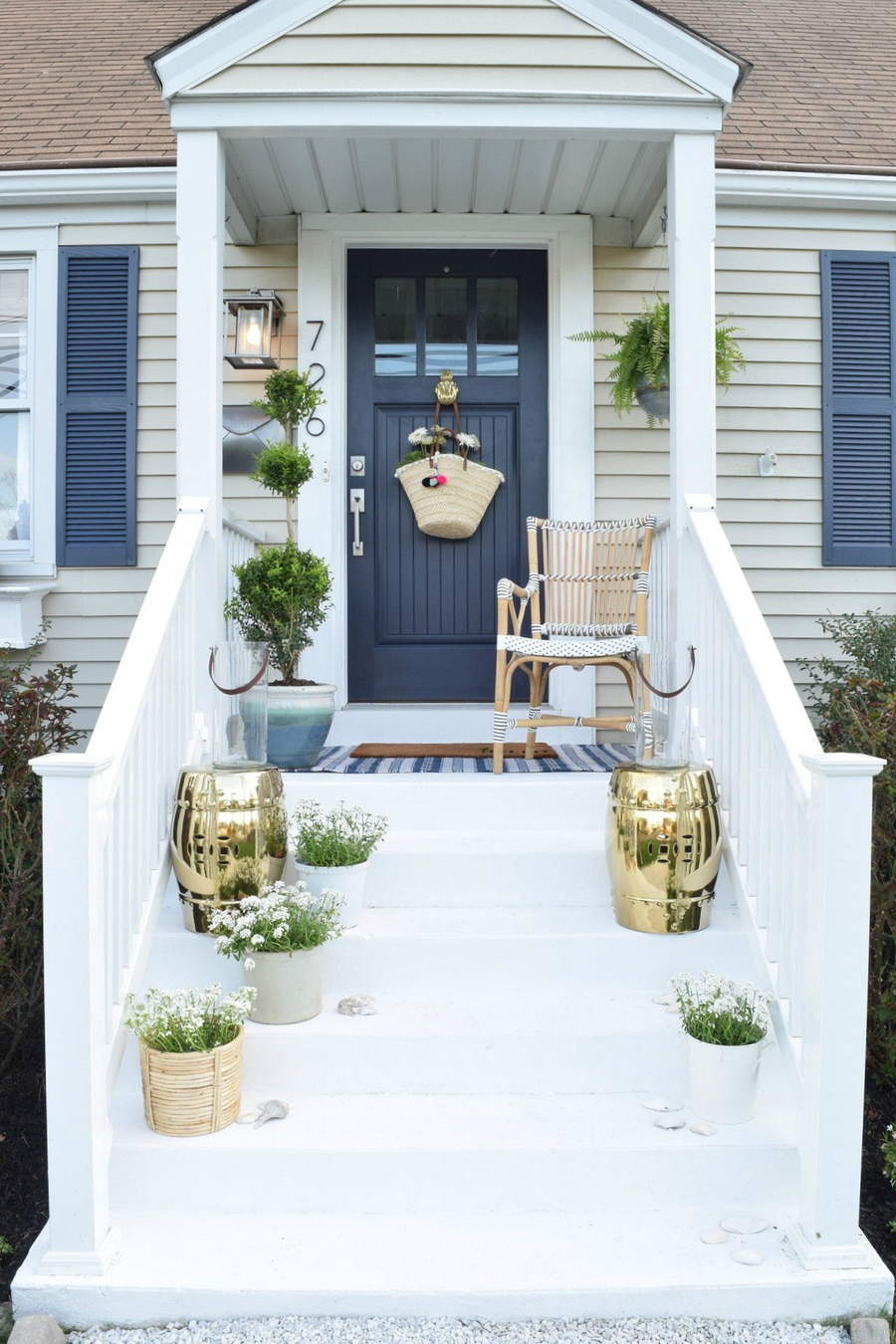 50 Front Porch Ideas To Boost Your Home S Curb Appeal