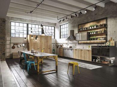 Industrial Kitchen Ideas - Industrial Kitchen Design 10