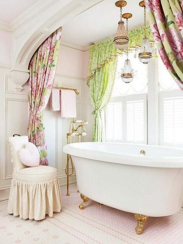 chic bathroom ideas