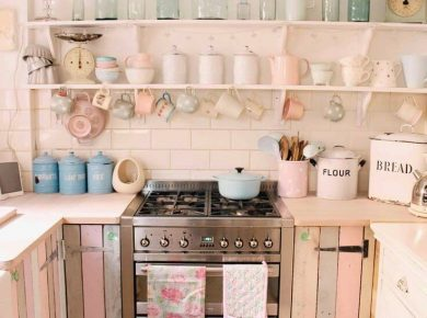 Shabby Chic Kitchen Ideas - Shabby Chic Kitchen Decor And Furniture 3