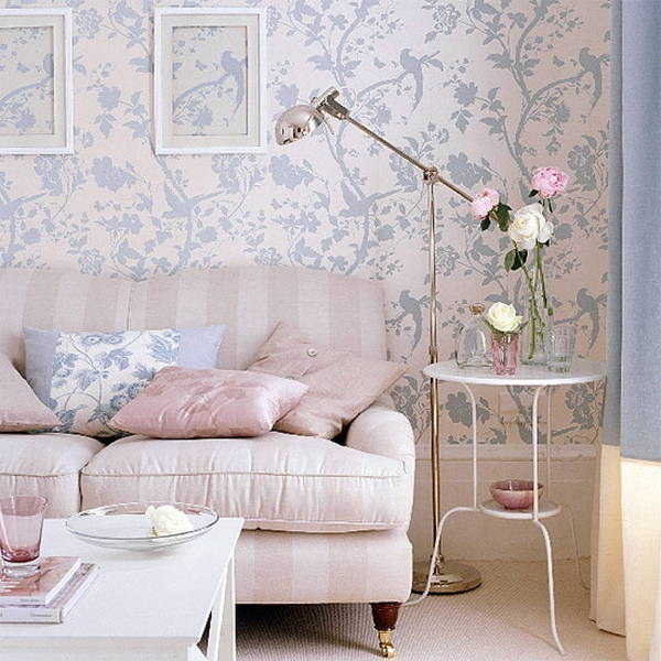 Shabby Chic Living Room - Shabby Chic Style Living Room Vintage Ideas 10