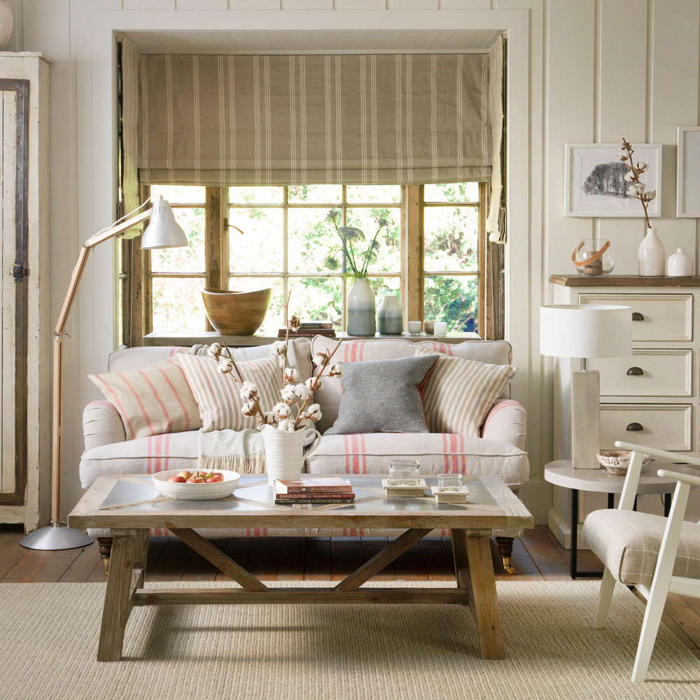 Shabby Chic Living Room - Shabby Chic Style Living Room Vintage Ideas 18