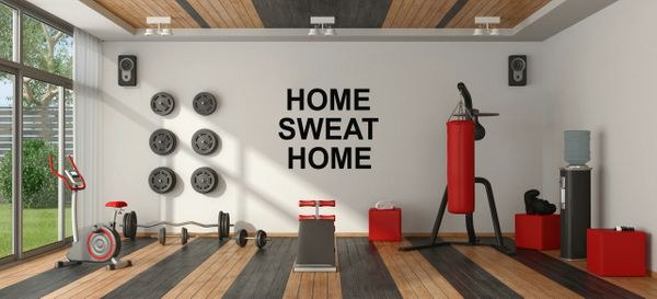 Home Gym Ideas - Home Gym